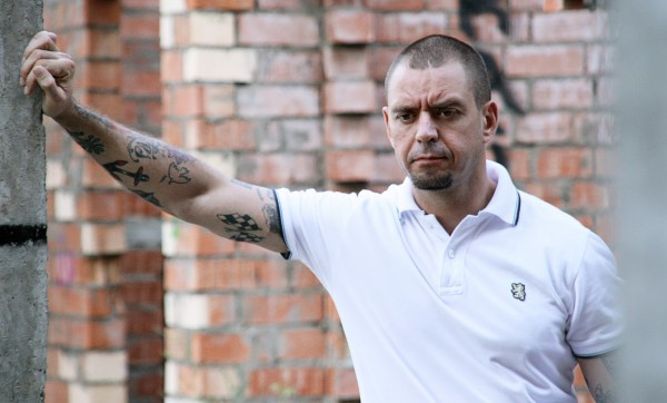 Лидер группы BRUTTO Сергей Михалок