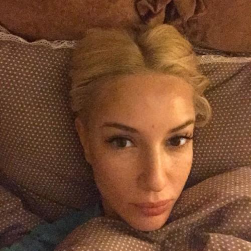 Лера Кудрявцева показала фото без макияжа