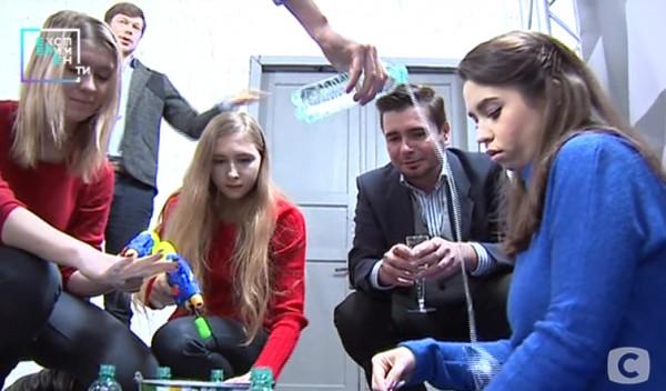Актрисы проекта ЭксперименТЫ