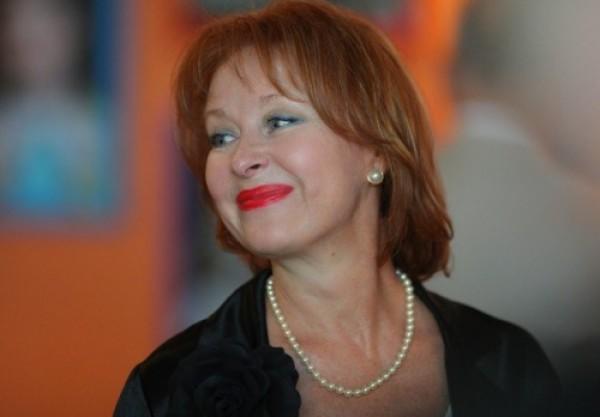 Российская актриса Лариса Удовиченко