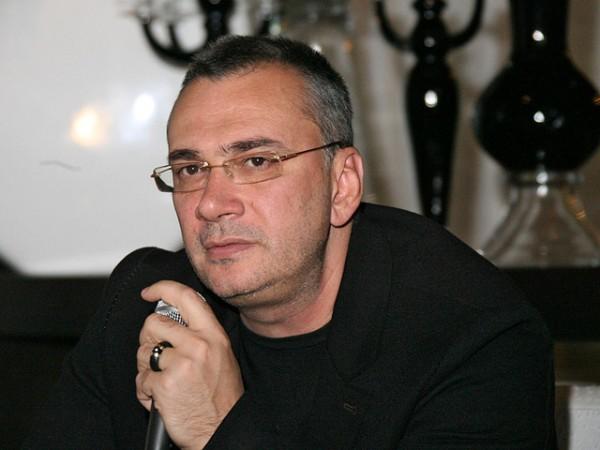 Константин Меладзе сбил женщину и стал виновником ДТП