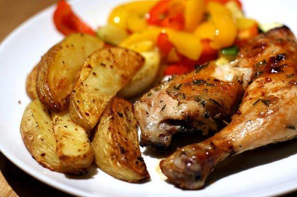 мясо птицы в духовке рецепты