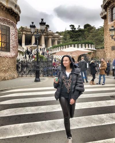 Фото в Барселоне Dj NANA