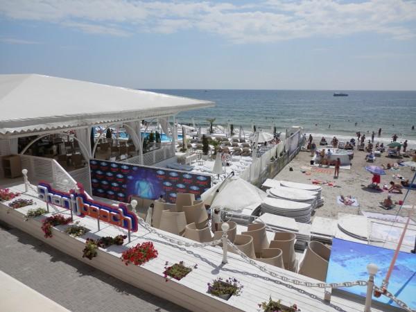 Пляжи Одессы: Аркадия