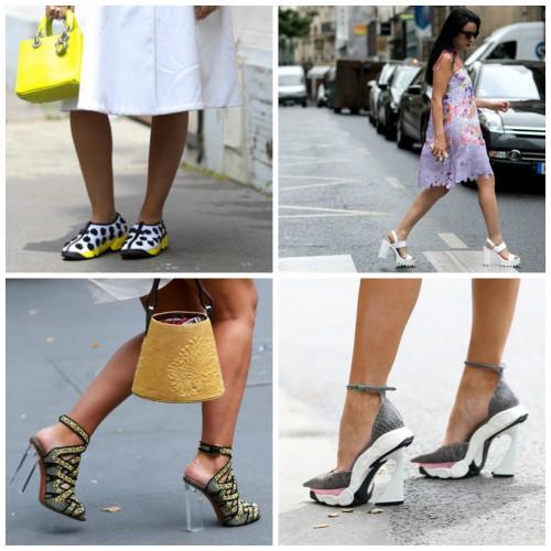 Модная обувь лета 2014