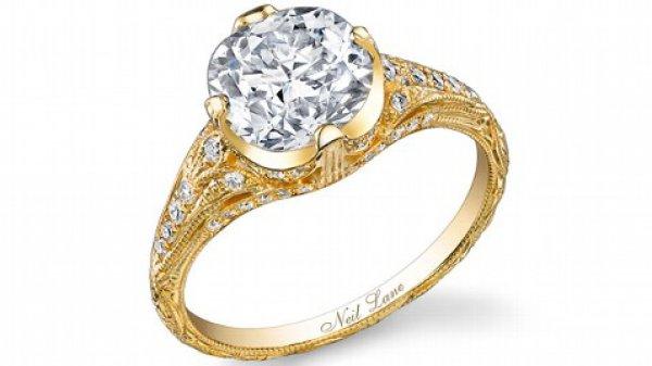 Обручальное кольцо Майли Сайрус