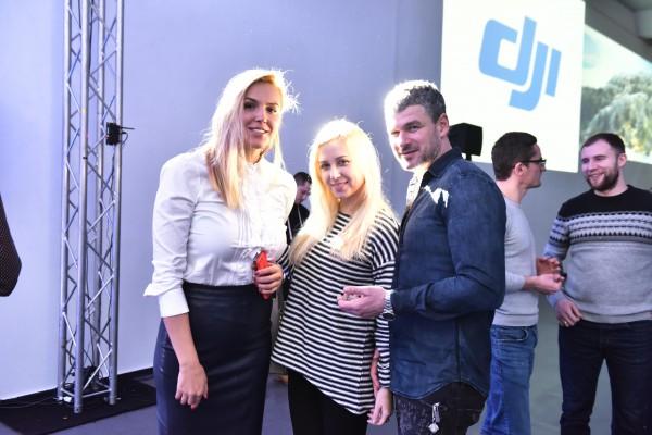 Яна Клочкова, Тоня Матвиенко и Арсен Мирзоян фото