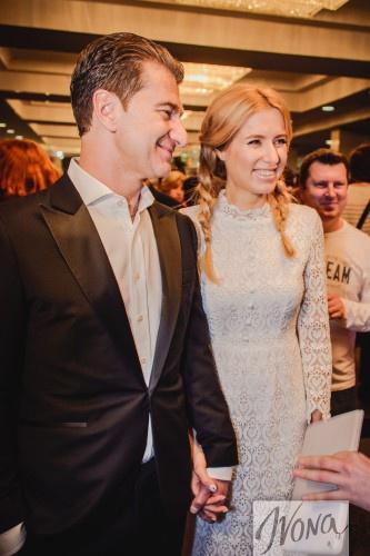 Ольга Горбачева постилась с мужем и дочкой