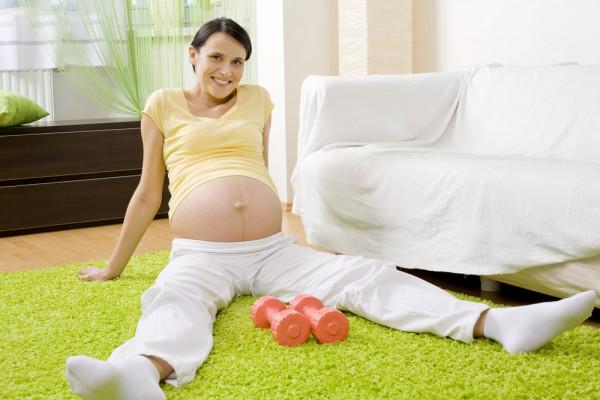 Беременным необходимо заниматься спортом