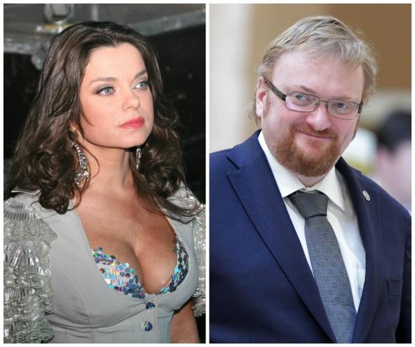 Милонов пожалел Королеву