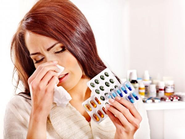 Аллергия на пыльцу: как бороться