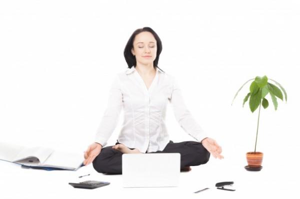 Физические упражнения на рабочем месте для похудения