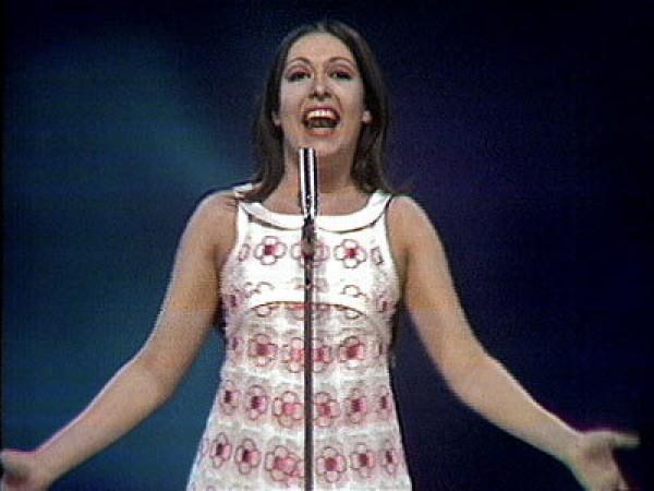 Массиель – победитель конкурса Евровидение 1968 года