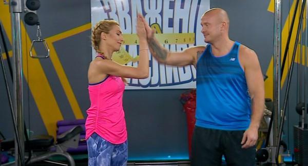 Зважені та щасливі 6 сезон: Марина и Вячеслав объединили усилия