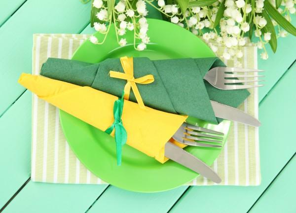 Зеленый и желтый – беспроигрышное сочетание