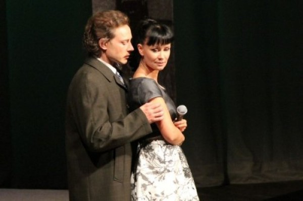 Нонна Гришаева и Дмитрий Исаев