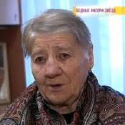 Мать Александра Дедюшко