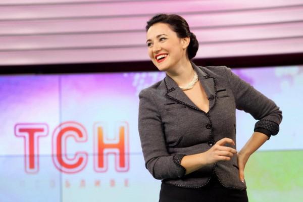 Телеведущая Соломия Витвицкая станет ведущей шоу Вышка