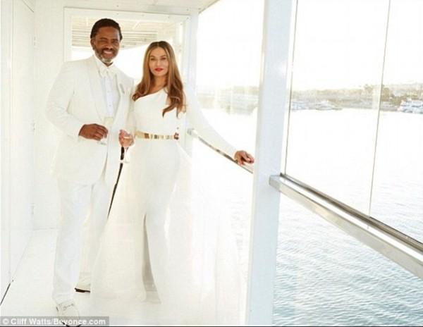 Тина Ноулз с мужем