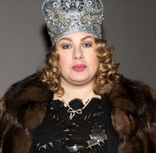 Ева Польна стала очень толстой