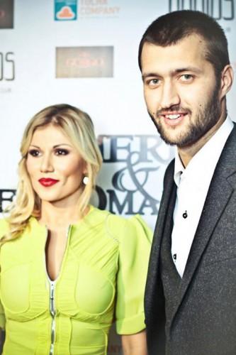 Тамерлан и Алена Омарголиева