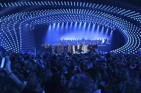 Евровидение 2015: Кто прошел в финал?