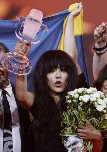 Лорин – победительница Евровидения 2012