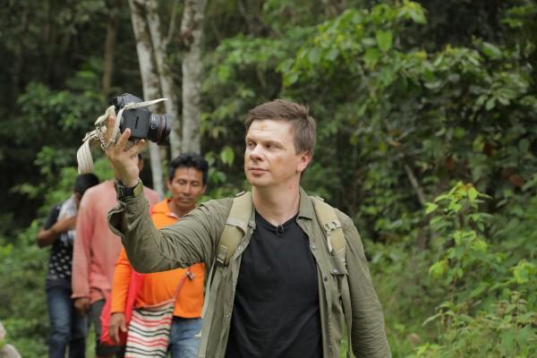 Дмитрий Комаров поделился впечатлениями с поездки в Бразилию