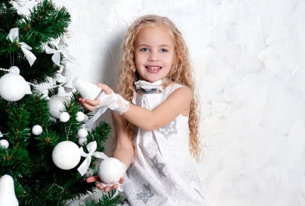 фото дети в год