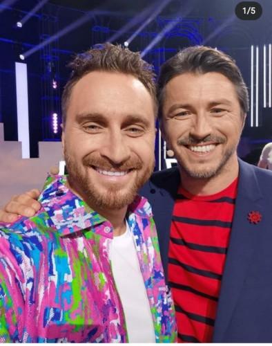 Олег Собчук и Сергей Притула