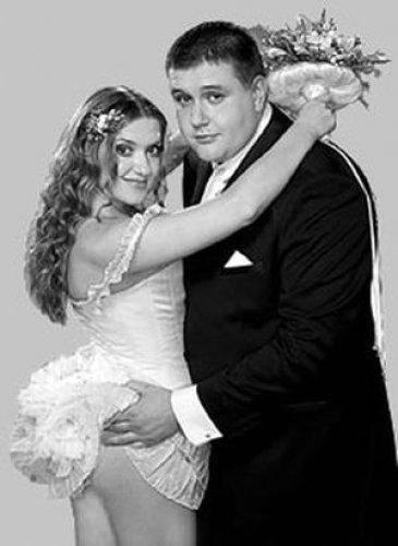 Наталья Могилевская и ее первый муж Дмитрий Чалый хотели детей