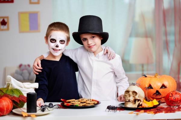 Ребенок обрадуется, если ты приготовишь ему десерт к Хэллоуину