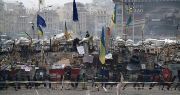 Премьера фильма Майдан