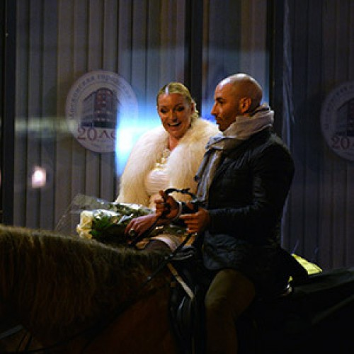 Фото с ночного свидания Волочковой уже попало в Сеть