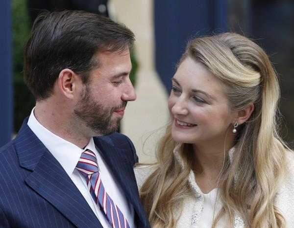 Графиня Стефани де Ланнуа отхватила последнего холостого наследного принца в Европе