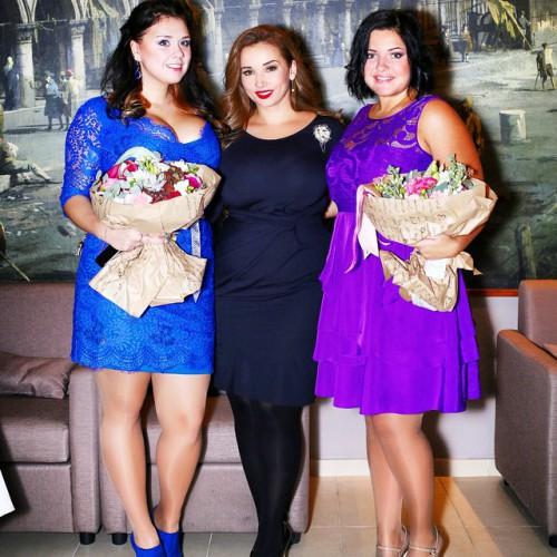 Анфиса Чехова наградила победительницу конкурса