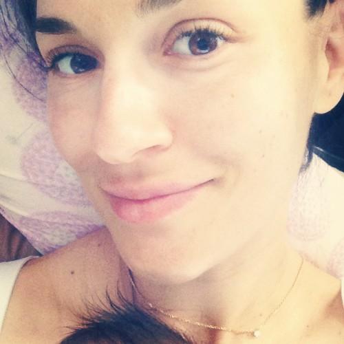 Маша Ефросинина показала фото с новорожденным сыном instagram.com/mashaefrosinina