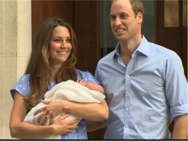 Миру показали нового британского принца