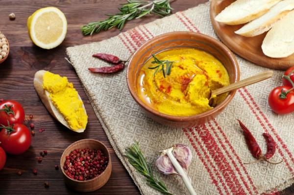 Хумус: рецепт с фото