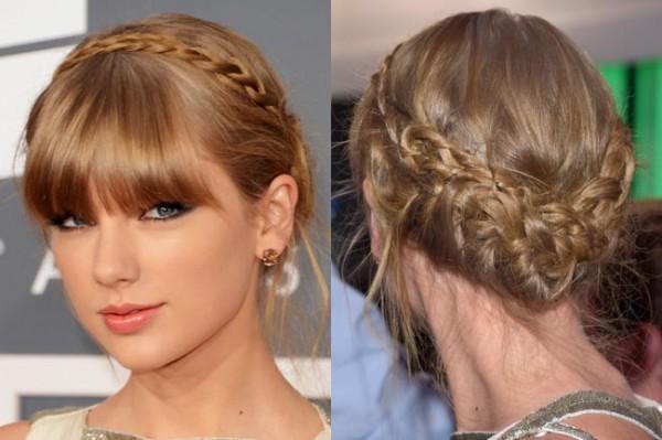 Выпускной 2013: Лучшие прически с косами - Красота и стиль