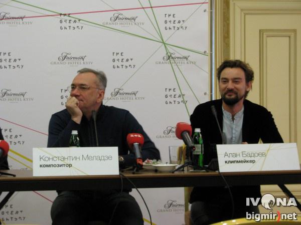 Константин Меладзе пишет музыку к балету с Денисом Матвиенко