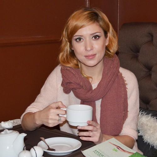 Украинская певица Алена Винницкая