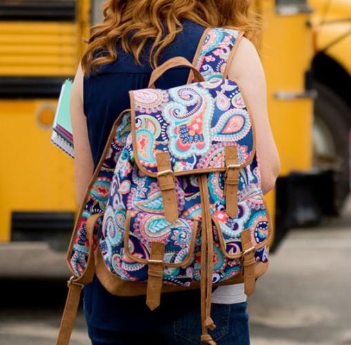Определите форму рюкзака, которая вам нравится
