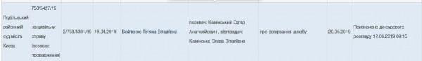 Сайт Подольского районного суда