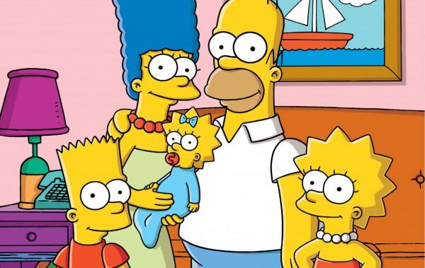 Семейство Симпсонов
