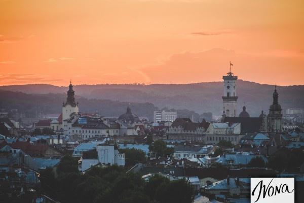 Центр Львова входит в наследие ЮНЕСКО