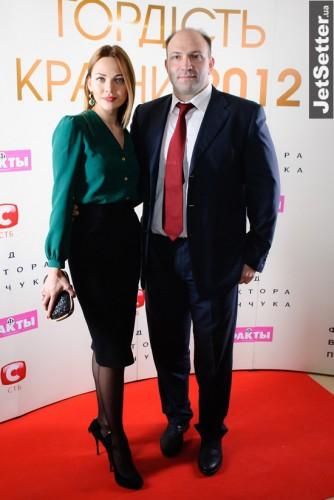 Леся Матвеева и Лев Парцхаладзе