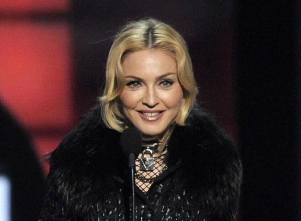 Мадонна заработала 125 миллионов долларов за год