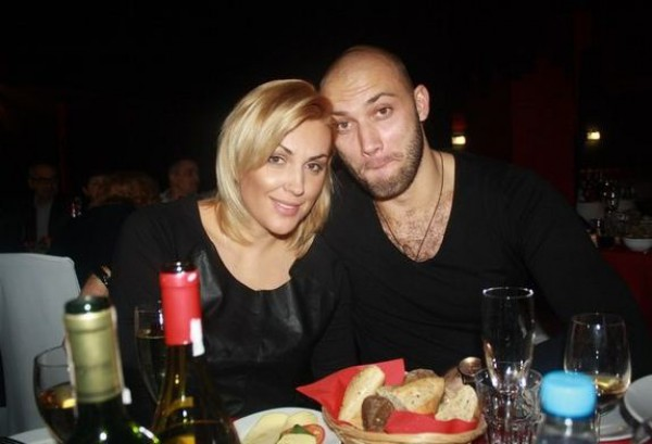 Яна Клочкова с любимым