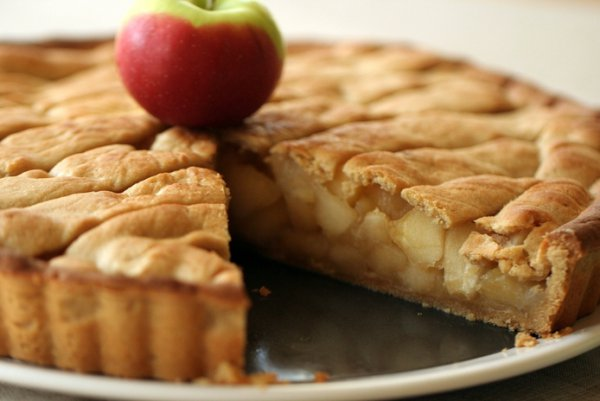 Дежурный рецепт: яблочная шарлотка